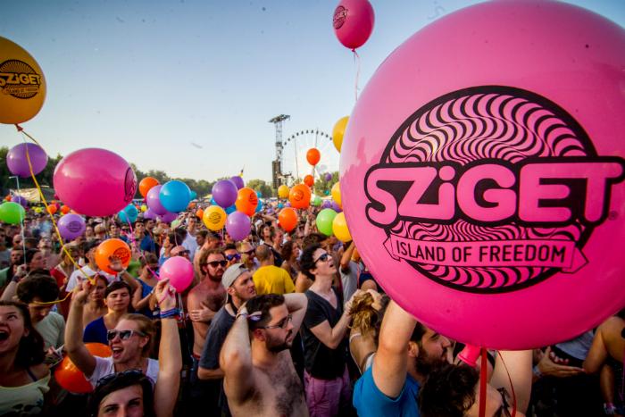 Csudai Sándor4 kicsi Magyarország legnagyobb bulija : a Sziget Fesztivál